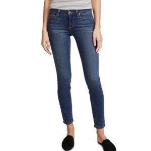 Paige Verdugo Skinny Ankle Denim Jeans In Fletcher